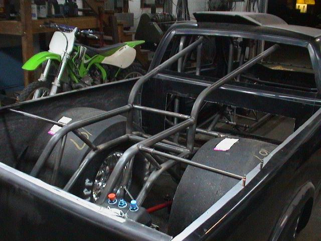 Pro Stock S10 : S frame for sale autos post